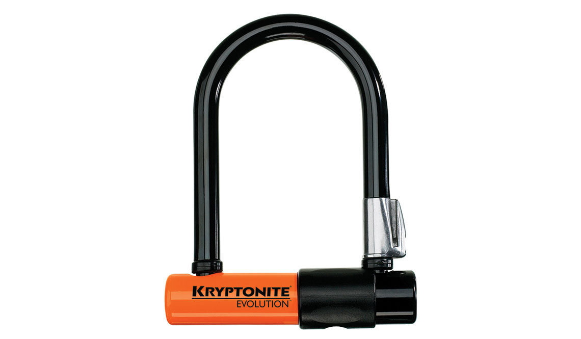 best bike locks | KRYPTONITE EVOLUTION MINI