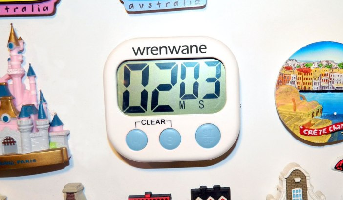Wrenwane Digital Timer | coffee timer | Pour Over Coffee: the best way to make coffee