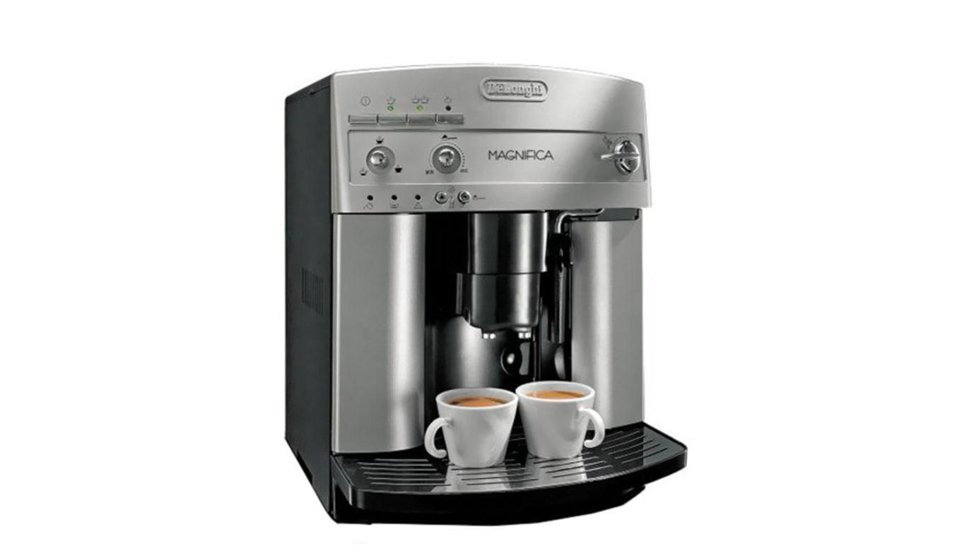DeLonghi ESAM3300 Magnifica Super-Automatic Espresso/Coffee Maker | Best Espresso Machines