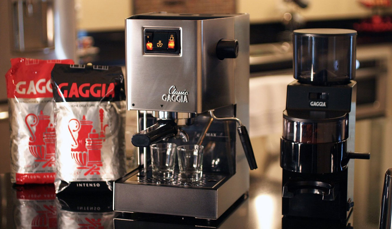 Gaggia 14101 Classic Espresso Machine | Best Espresso Machines