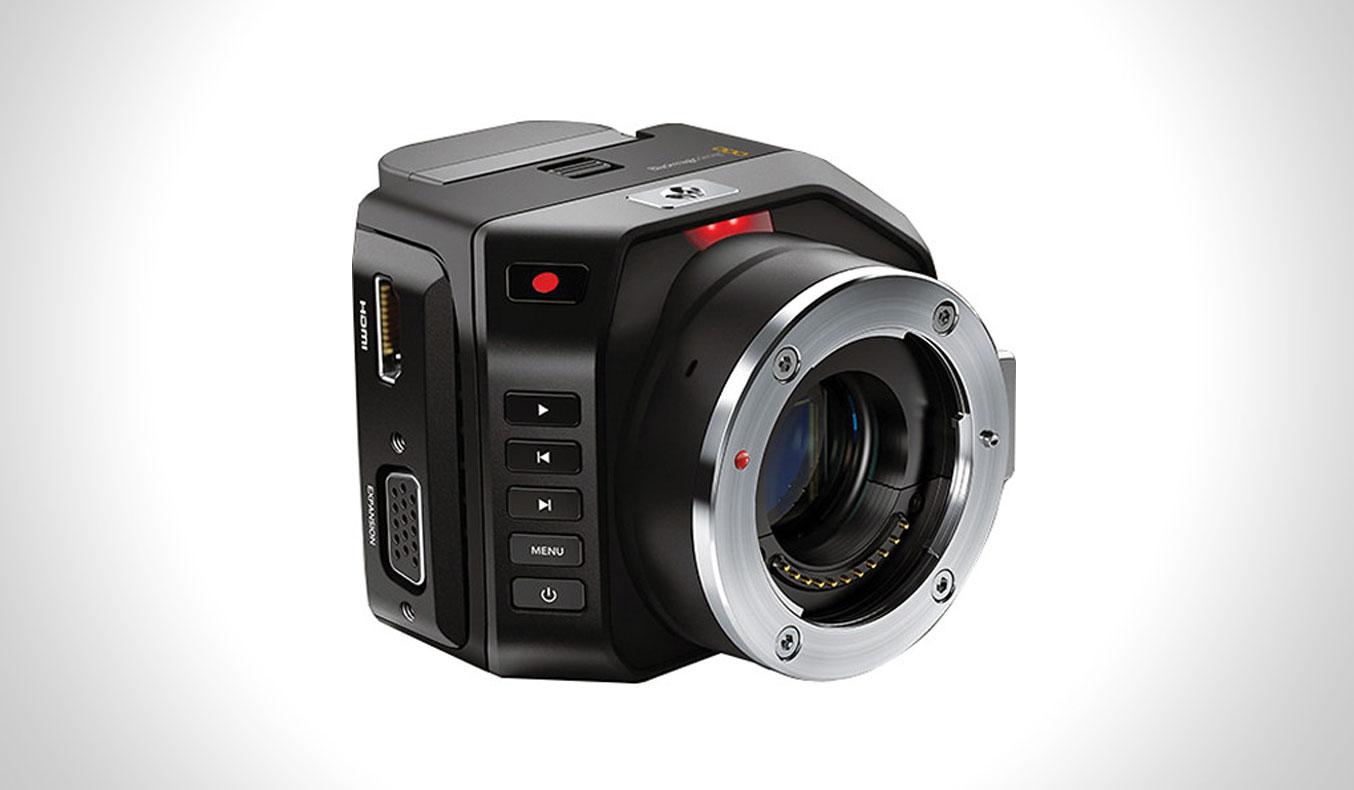 Blackmagic Design Micro Cinema Camera Muted