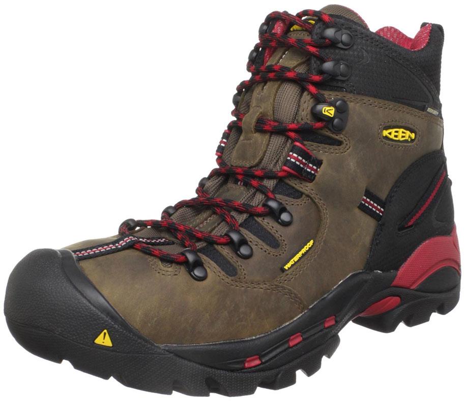 Keen Utility Men's Pittsburgh Steel Toe Mens Work Boots | Best Mens Work Boots