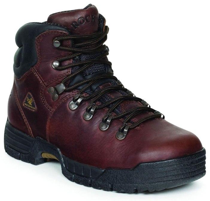Rocky Mobilite Steel Toe Waterproof Mens Work Boots   Best Mens Work Boots