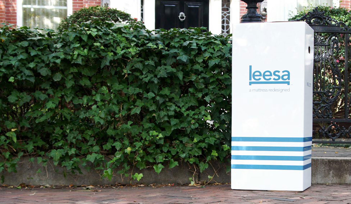 leesa-mattress-box-01 | leesa mattress review