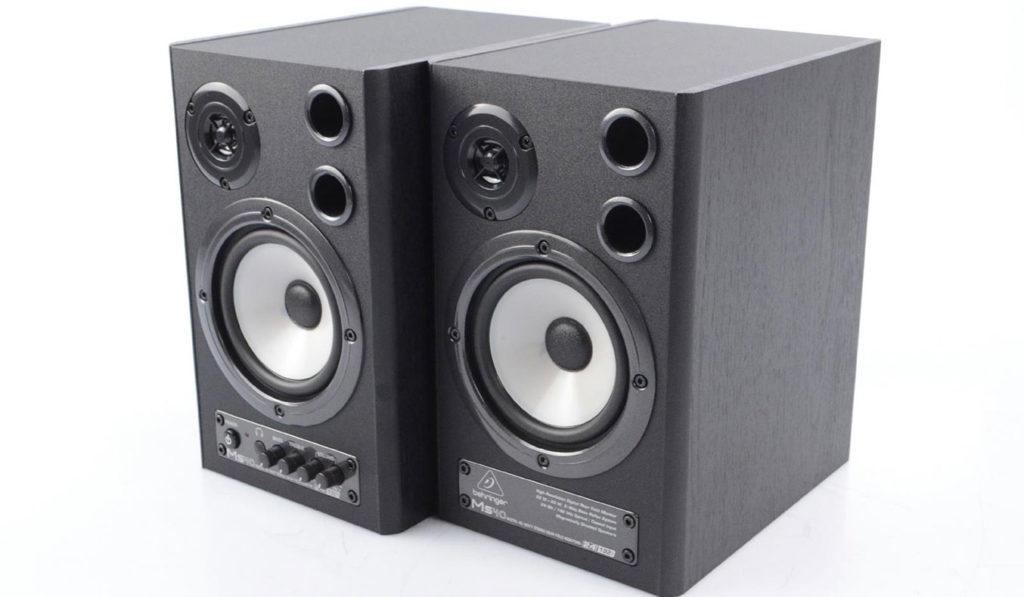 Behringer MS40 Active Stereo Desktop Speakers   The Best Desktop Speakers