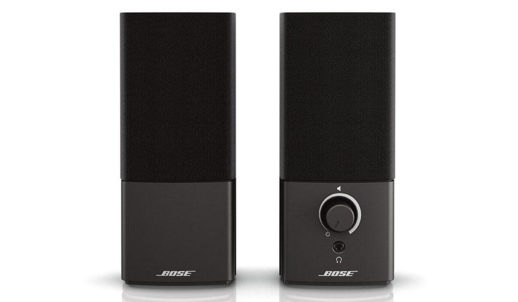 Bose Companion 2 Multimedia Desktop Speaker System | The Best Desktop Speakers