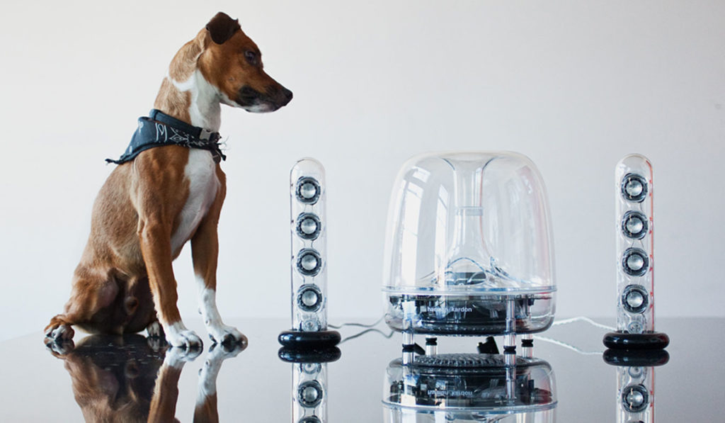 Harman Kardon SoundSticks Wireless 2.1 Desktop Speaker System | The Best Desktop Speakers