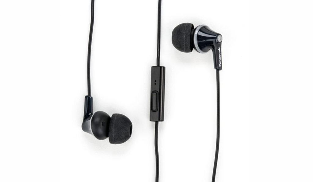 best budget earbuds | Panasonic-RPTCM125K-Headphones-01