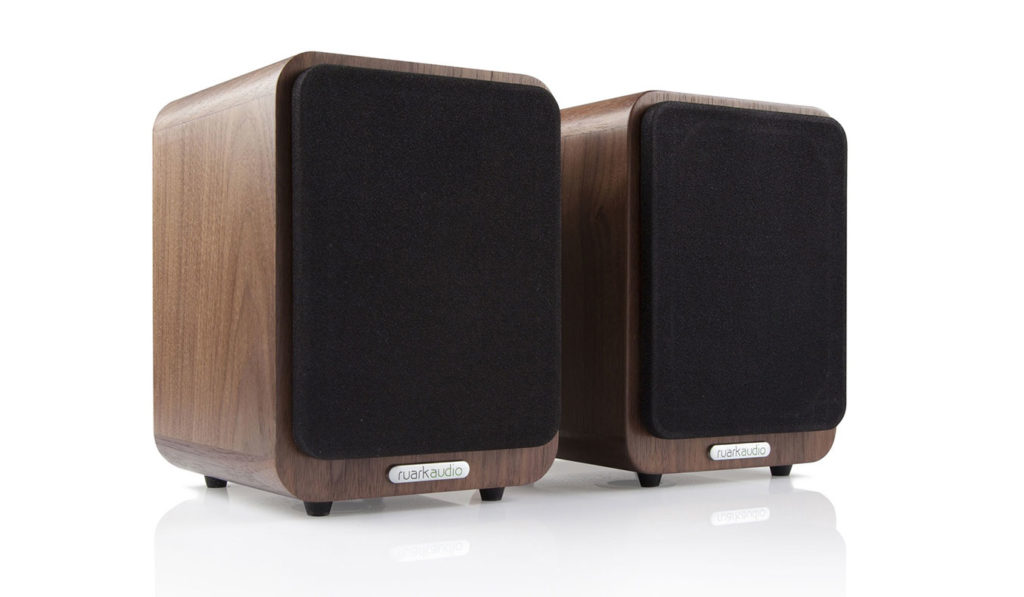 Ruark Audio MR1 Wireless Active Desktop Speakers | The Best Desktop Speakers