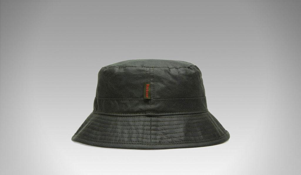 Barbour Wax Sports Bucket Hat | Best Men's Winter Hats