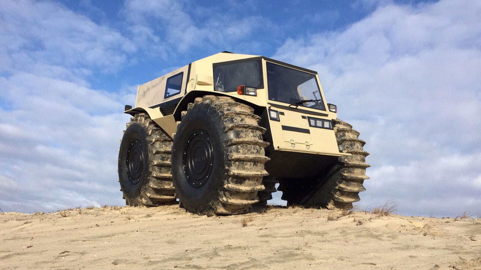 SHERP ATV 4