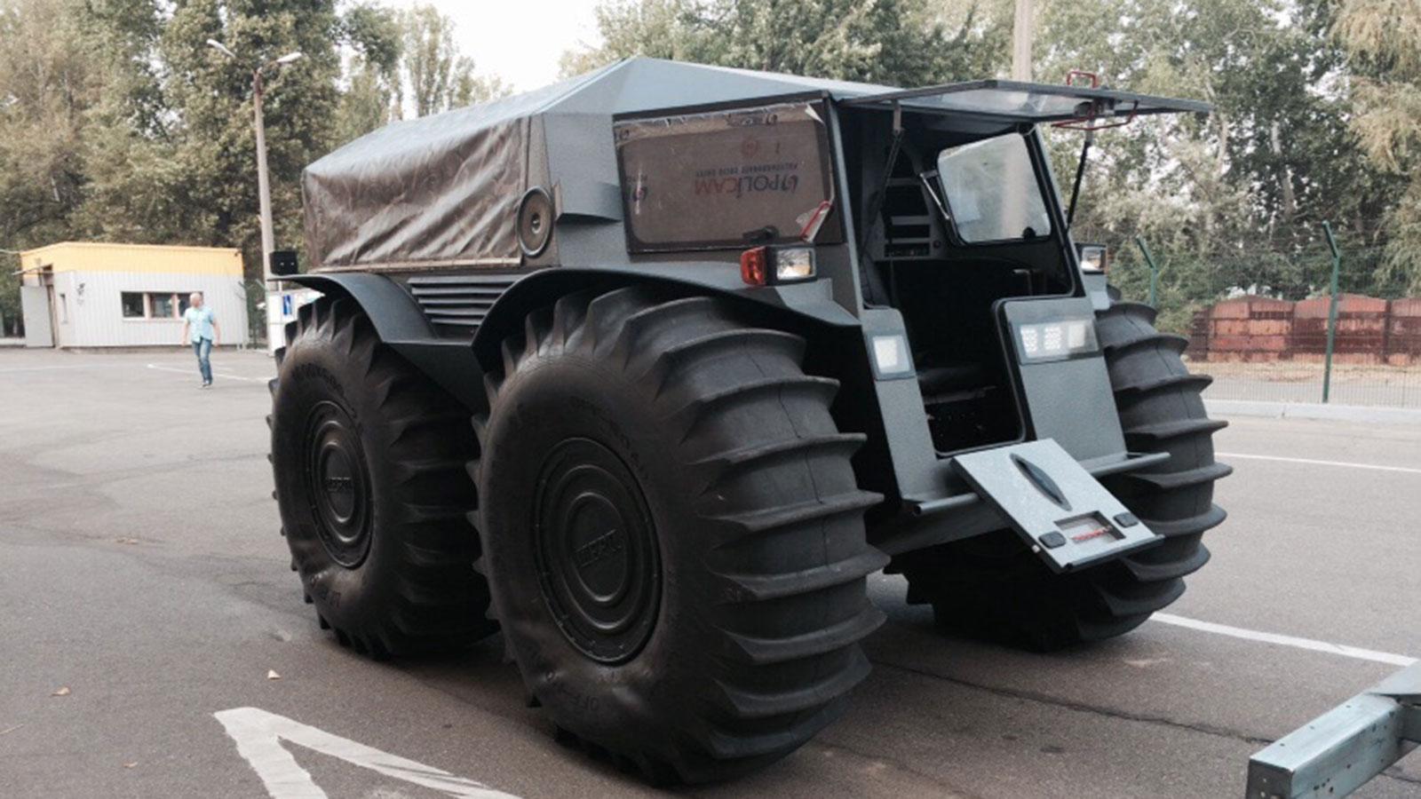 SHERP ATV 8