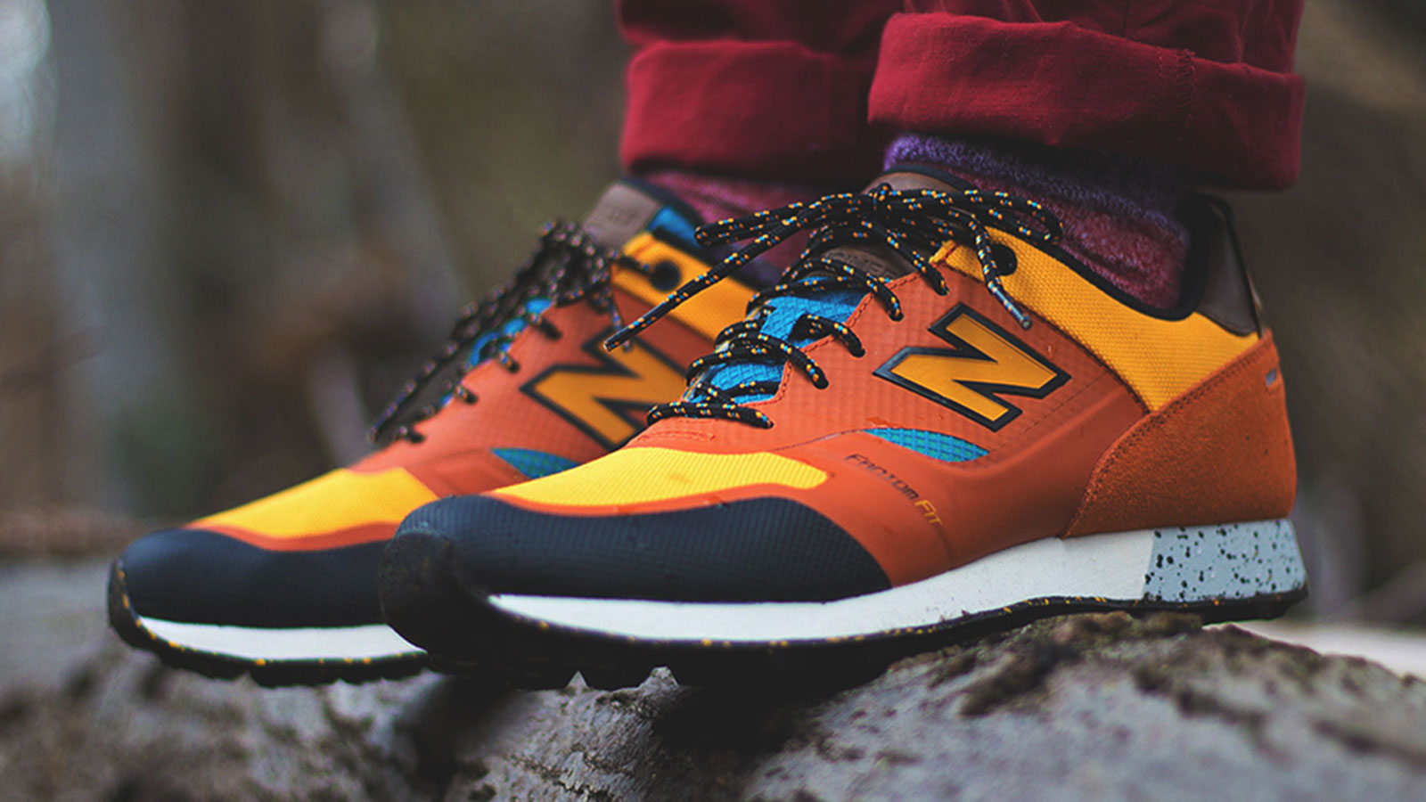 New Balance Trailbuster Re-Engineered On Foot