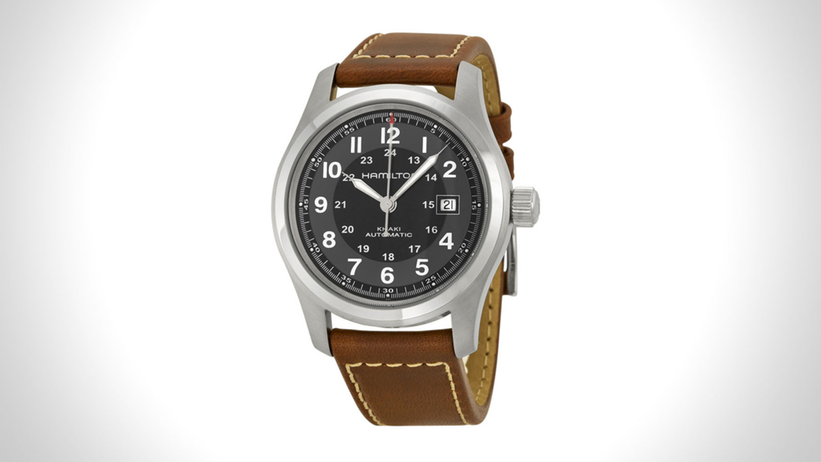 Hamilton Khaki Mens Field Watch | the best mens field watch