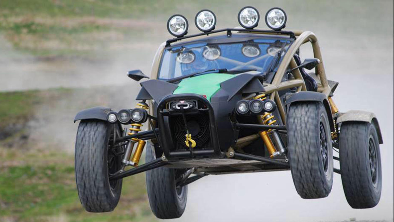 ARIEL NOMAD OFF-ROADER