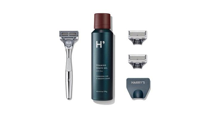 Harry's Winston Shaving Set | gifts for men | gifts for stylish men
