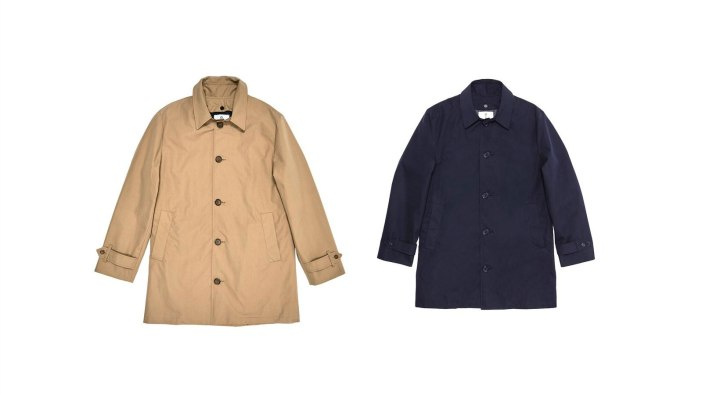 >American Trench Mens Trench Coat | The Best Men's Trench Coats