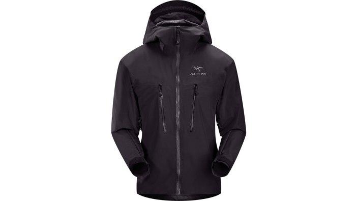 Arcteryx Alpha LT Men's Ski Jacket | The Best Men's Ski Jackets