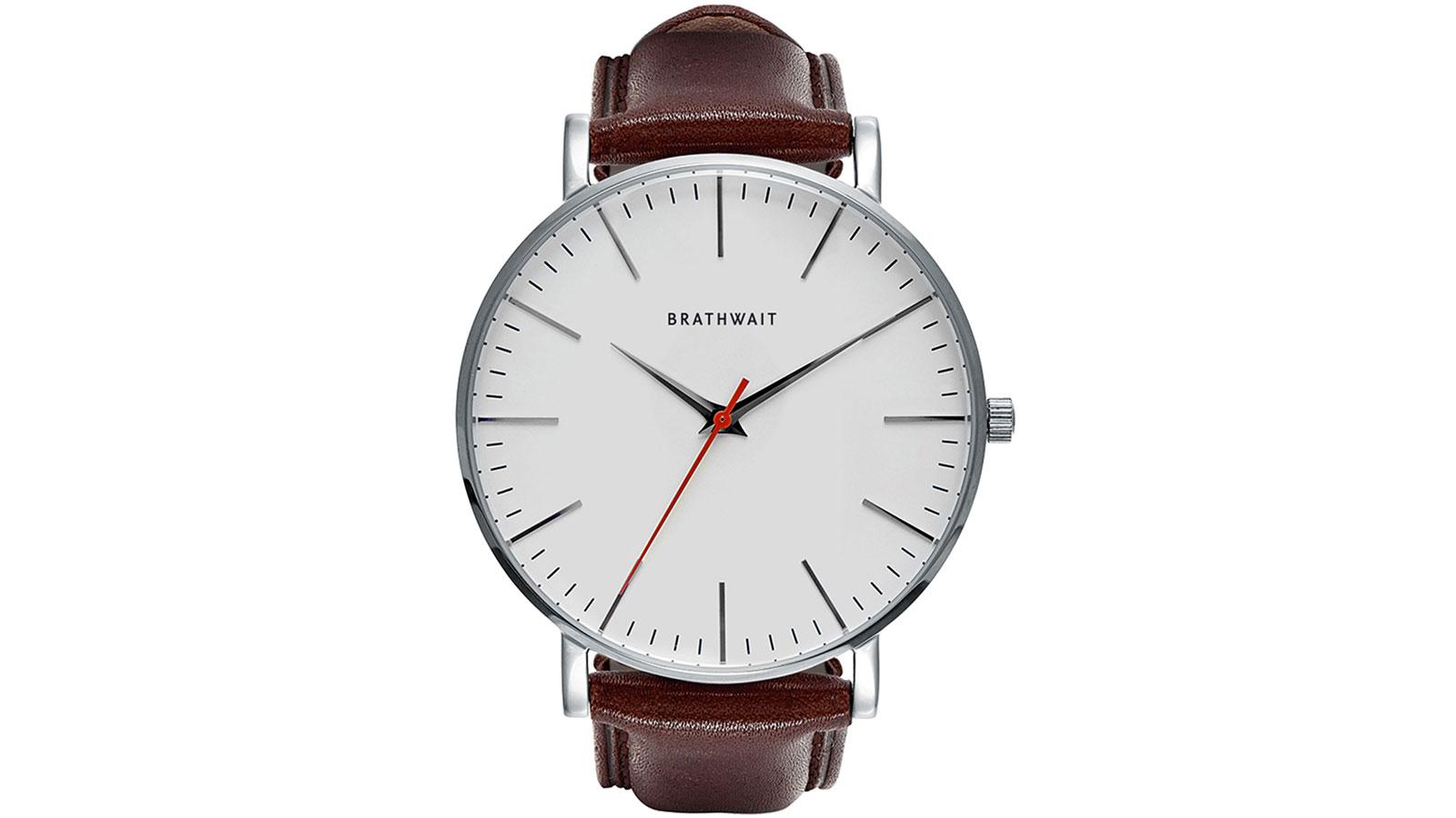 Brathwait The classic Slim Wrist Watch | best minimalist watches for men