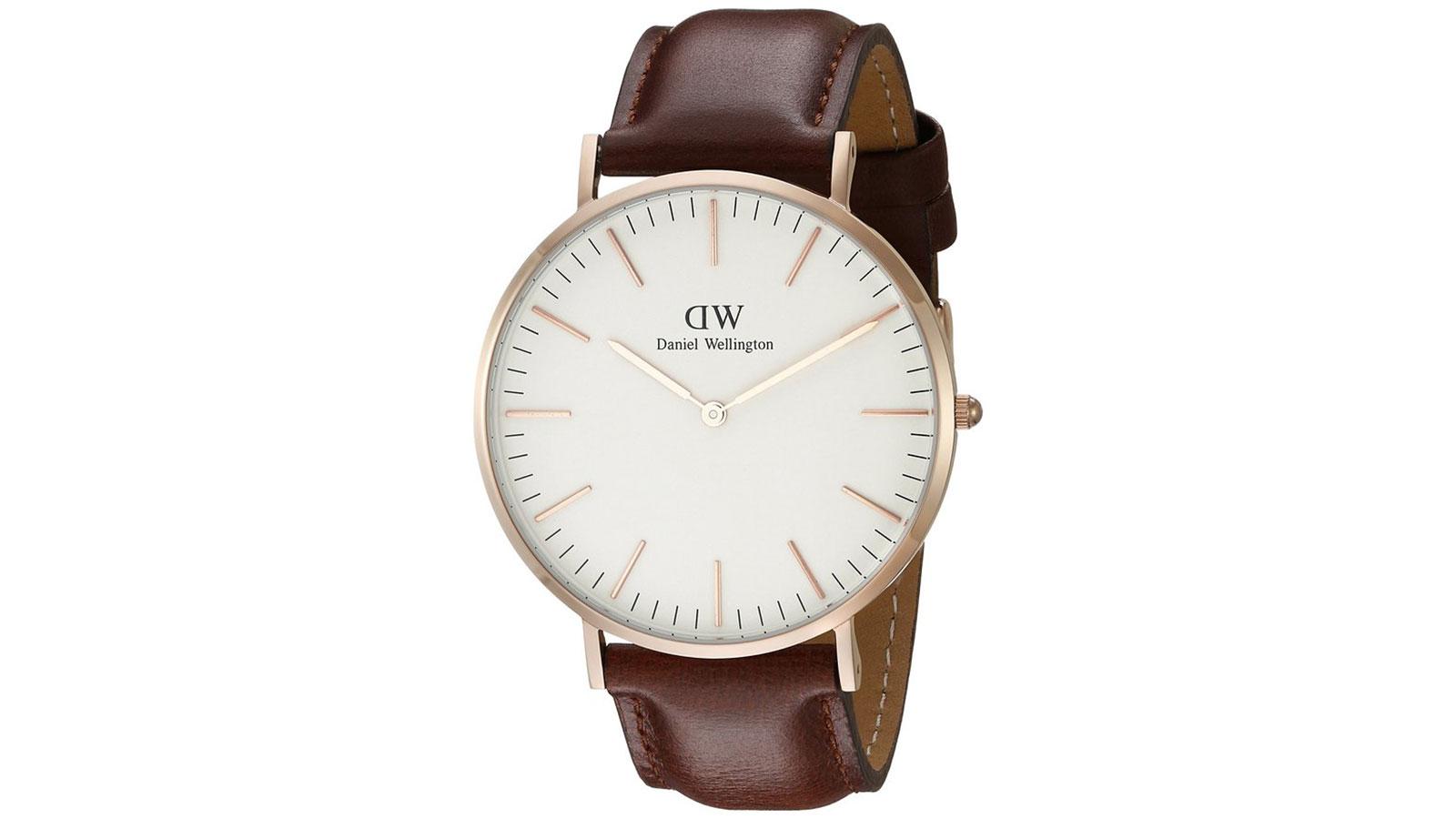 Daniel Wellington Men's Sheffield | the best men's watches under $200