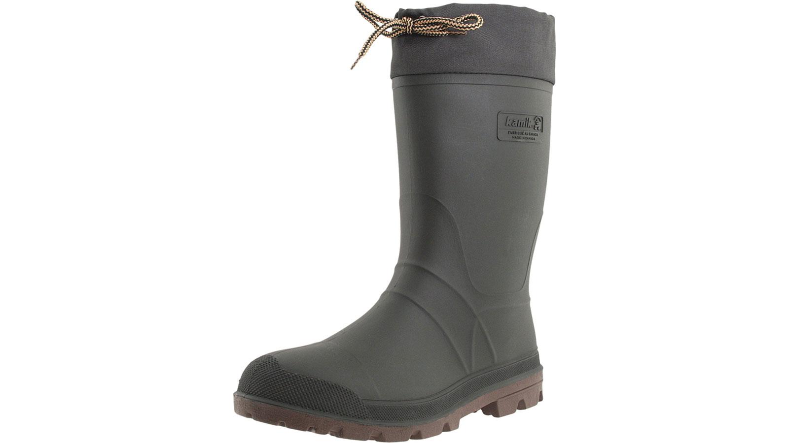 Kamik Icebreaker Men's Rain Boot | the best men's rain boots