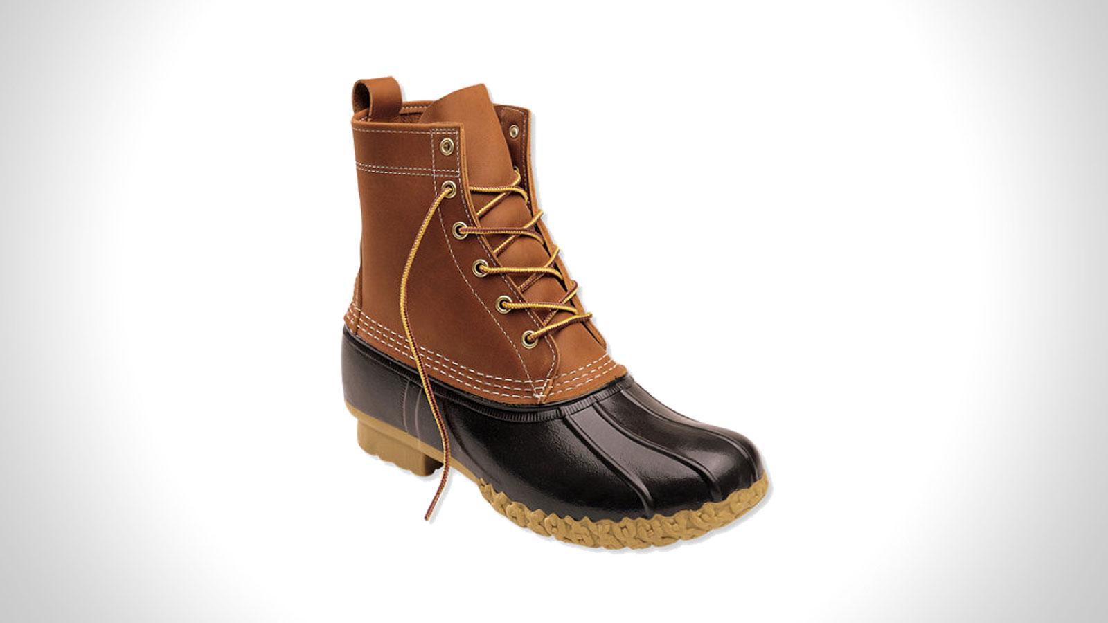 L.L. Bean Bean Boot Duck Boot | the best men's waterproof boots