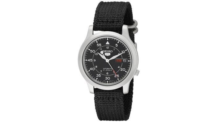 Seiko Men's SNK809 Watch | best men's watches under $100