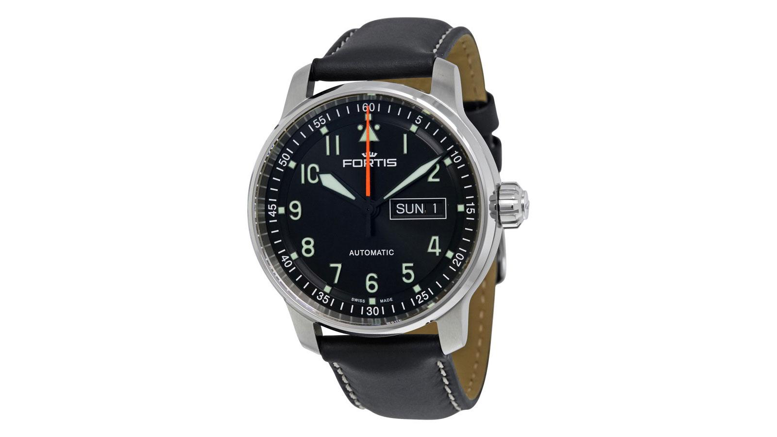 Fortis Pilot Watch | the best pilot watches for men
