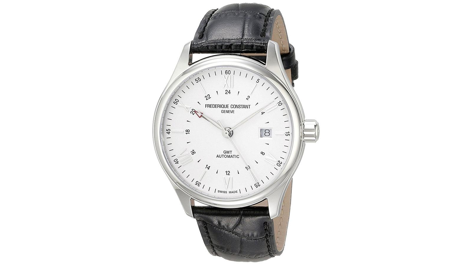 Frederique Constant Classics GMT Automatic Men's Watch   best men's watches under $1000