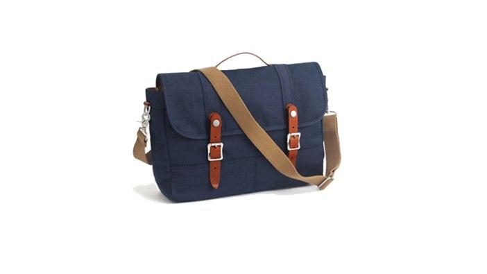 J. Crew Harwick Messenger Bag | best messenger bags for men