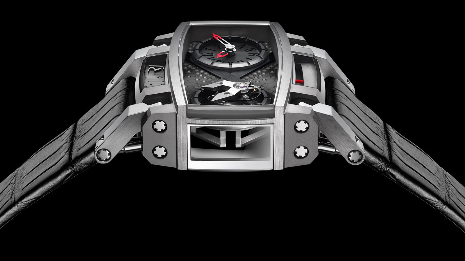 RJ Moon Orbiter Men's Watch | futuristic watches for men