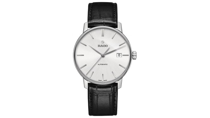 Rado Coupole Classic Silver Dial Automatic Men's Watch | best men's watches under $1000