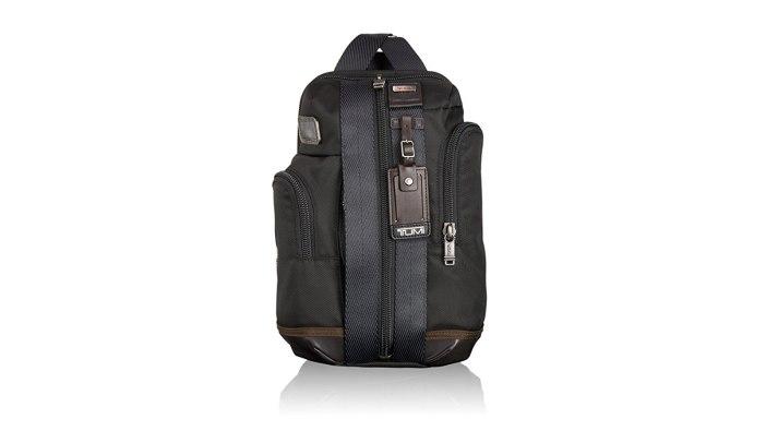 Tumi Alpha Bravo Monterey Sling Backpack | best sling backpack