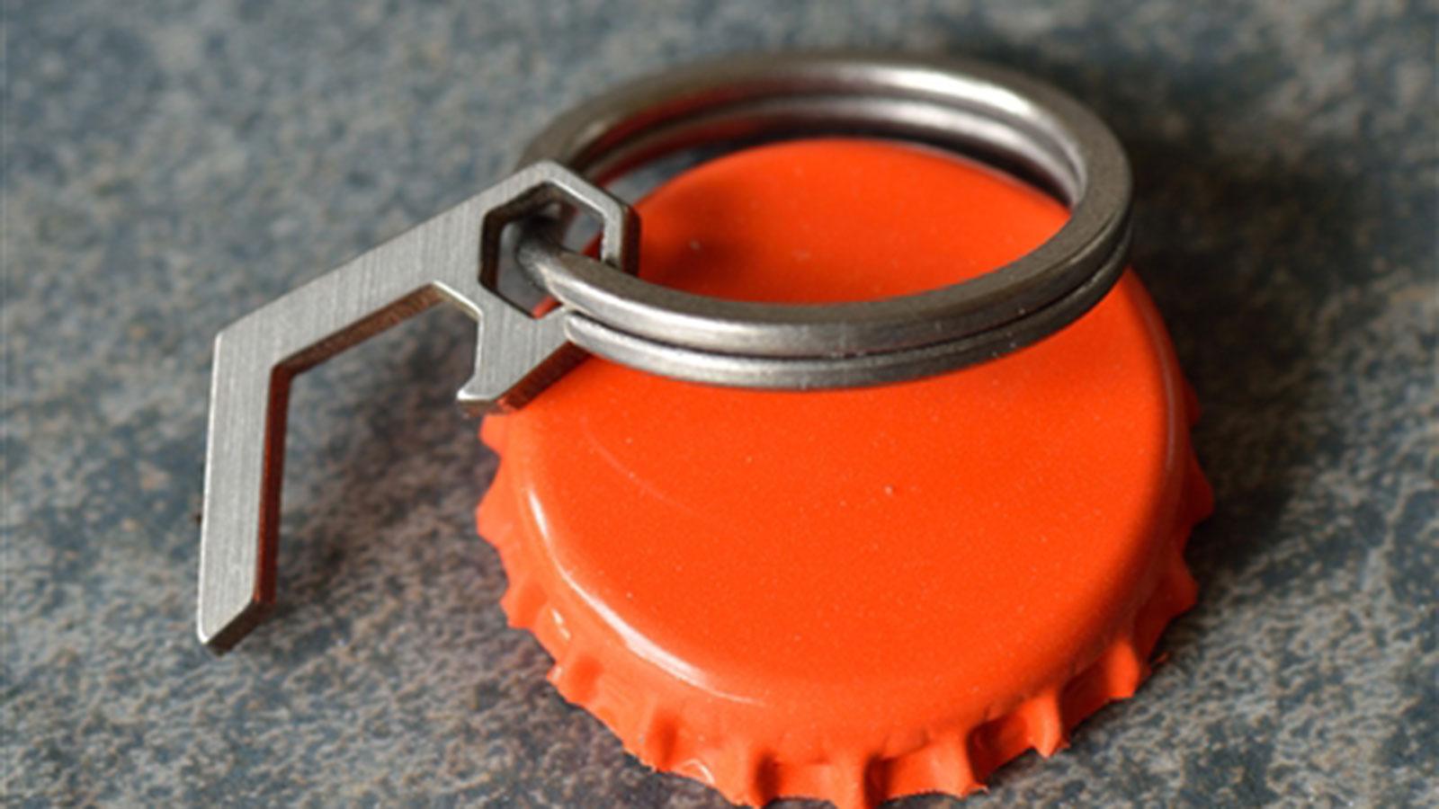 Pico Keychain Bottle Opener | cool bottle openers for men