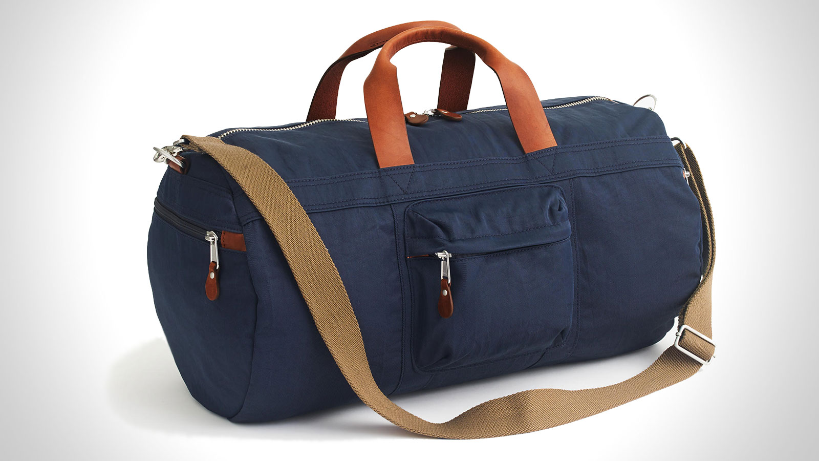 J. Crew Harwick Gym Bag | best mens gym duffle bag