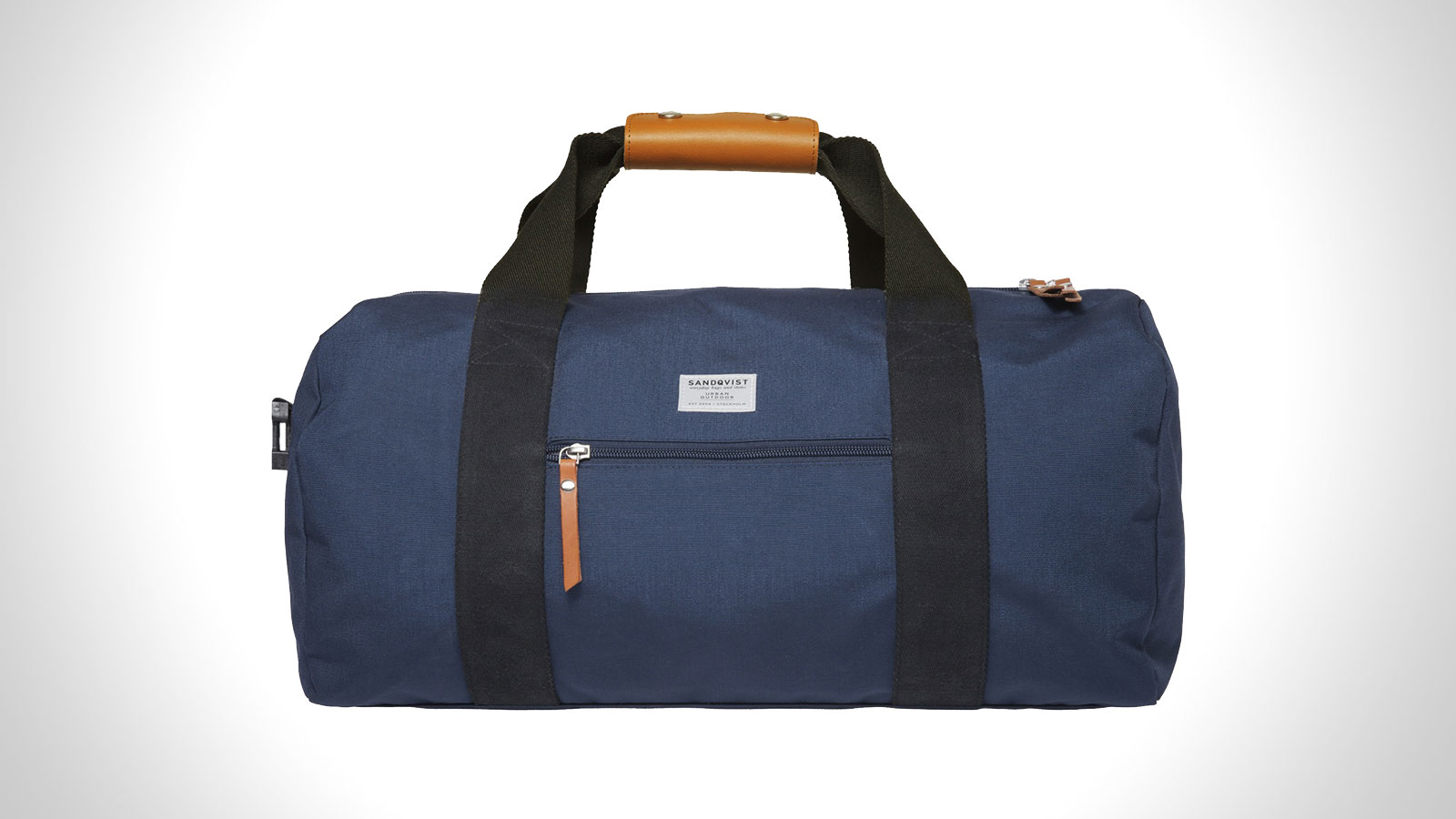 Sandqvist Floyd - Blue Gym Duffel Bag | best mens gym duffle bag