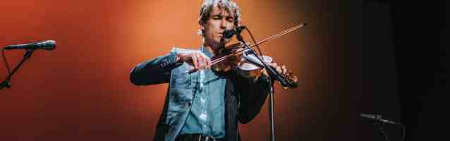 Andrew Bird at Nuevo Apolo