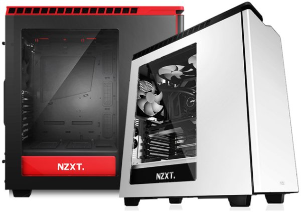 NZXT-H440-Both-Colors