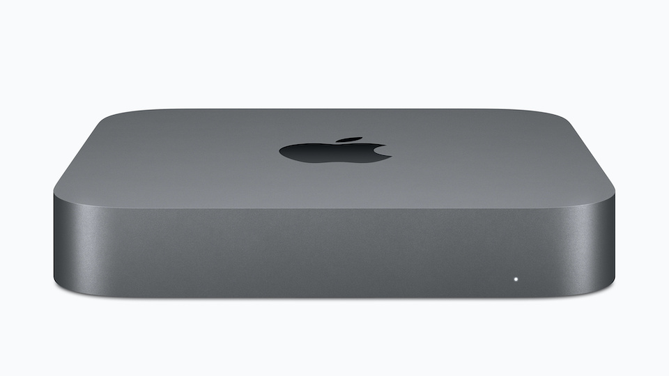 There Is No 2020 Mac Mini
