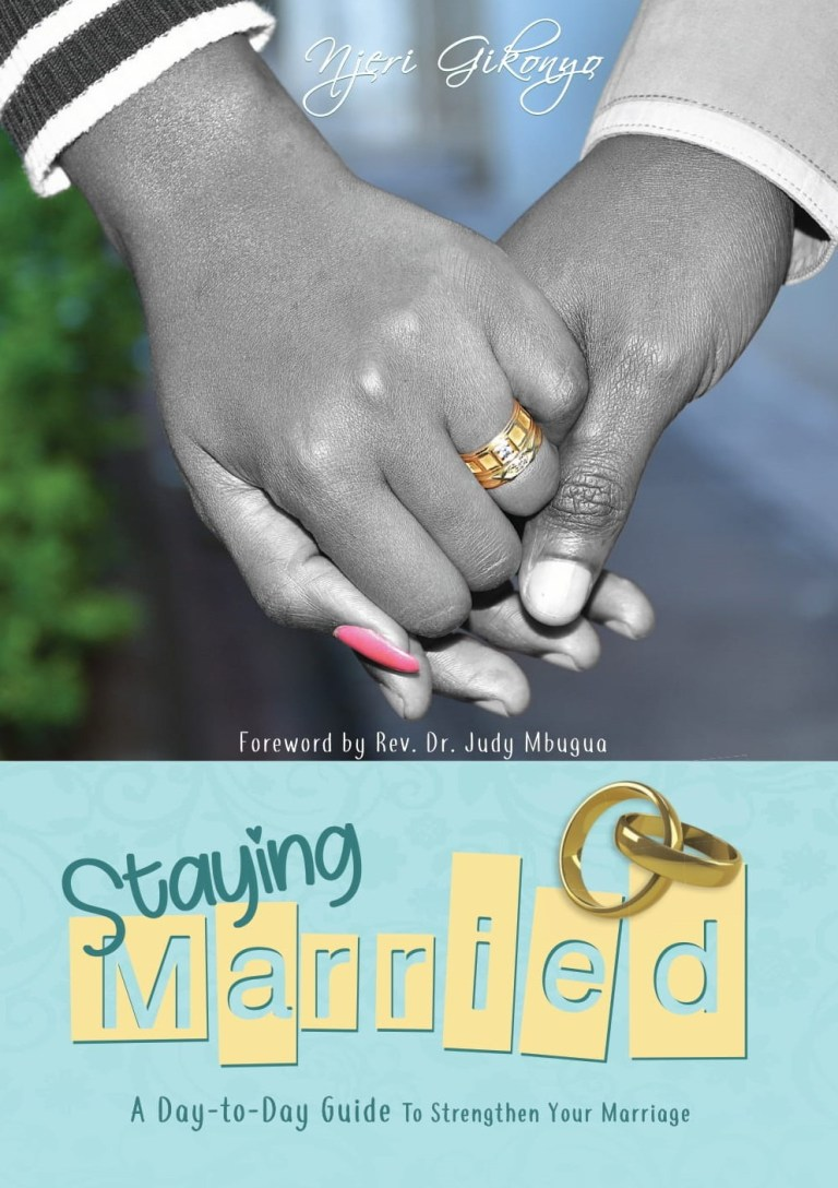 Staying Married Front Cover