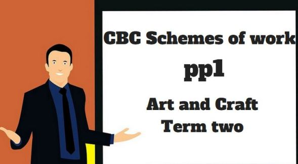 Art and Craft pp1 term two, cbc schemes of work