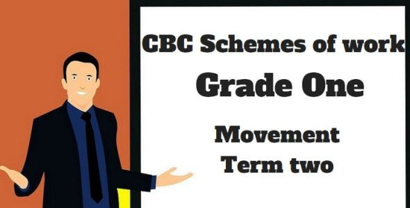 Movement Activities term 2, grade one, cbc schemes of work