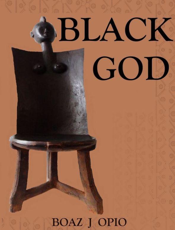 black god by boaz opio, best poem book in kenya