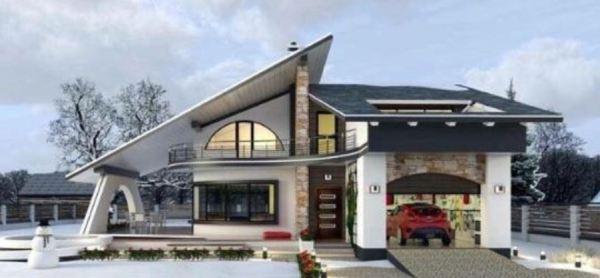 Professional 3 bedroom mansion house plan in Kenya