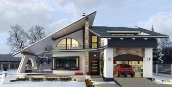 Professional 3 bedroom mansion house plan in Kenya