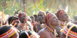 Samburu Traditional Ceremony Song, Audios