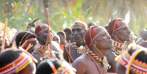 Samburu Traditional Ceremony Song, Audios