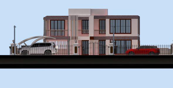 mansion house plan