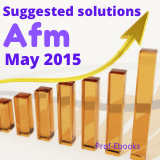 CPA Advanced financial management questions and answers (May 2015)