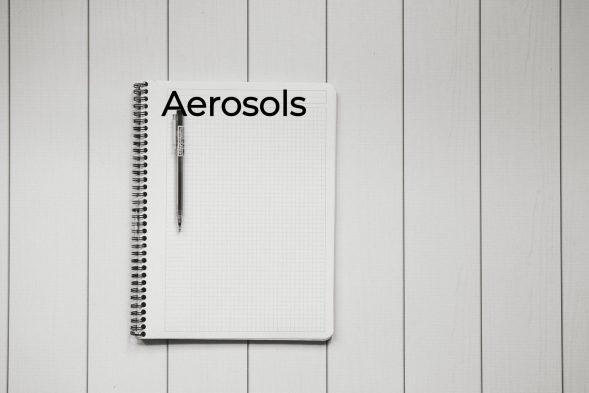 Aerosols Pharmacy Class Notes